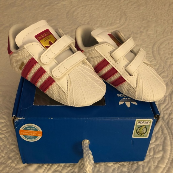 Adidas Infant Soft Bottom Sneakers